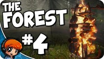 The Forest: Gameplay Walkthrough (alpha) - EP04 - Lets Go On a Adventure!! (Let's Play)