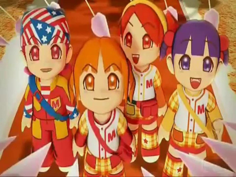 Mini Moni the Movie-Okashina Dai Bouken (Subtitled)
