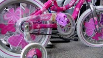 Bicycle Equipment _ How to Attach Bicycle Training Wheels