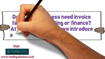 Funding Solutions Experts In Invoice Finance and Asset Finance