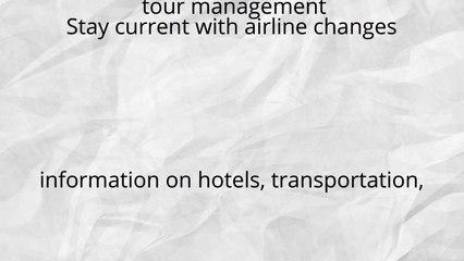 XODUS Intl Group Travel Consultant Specialist