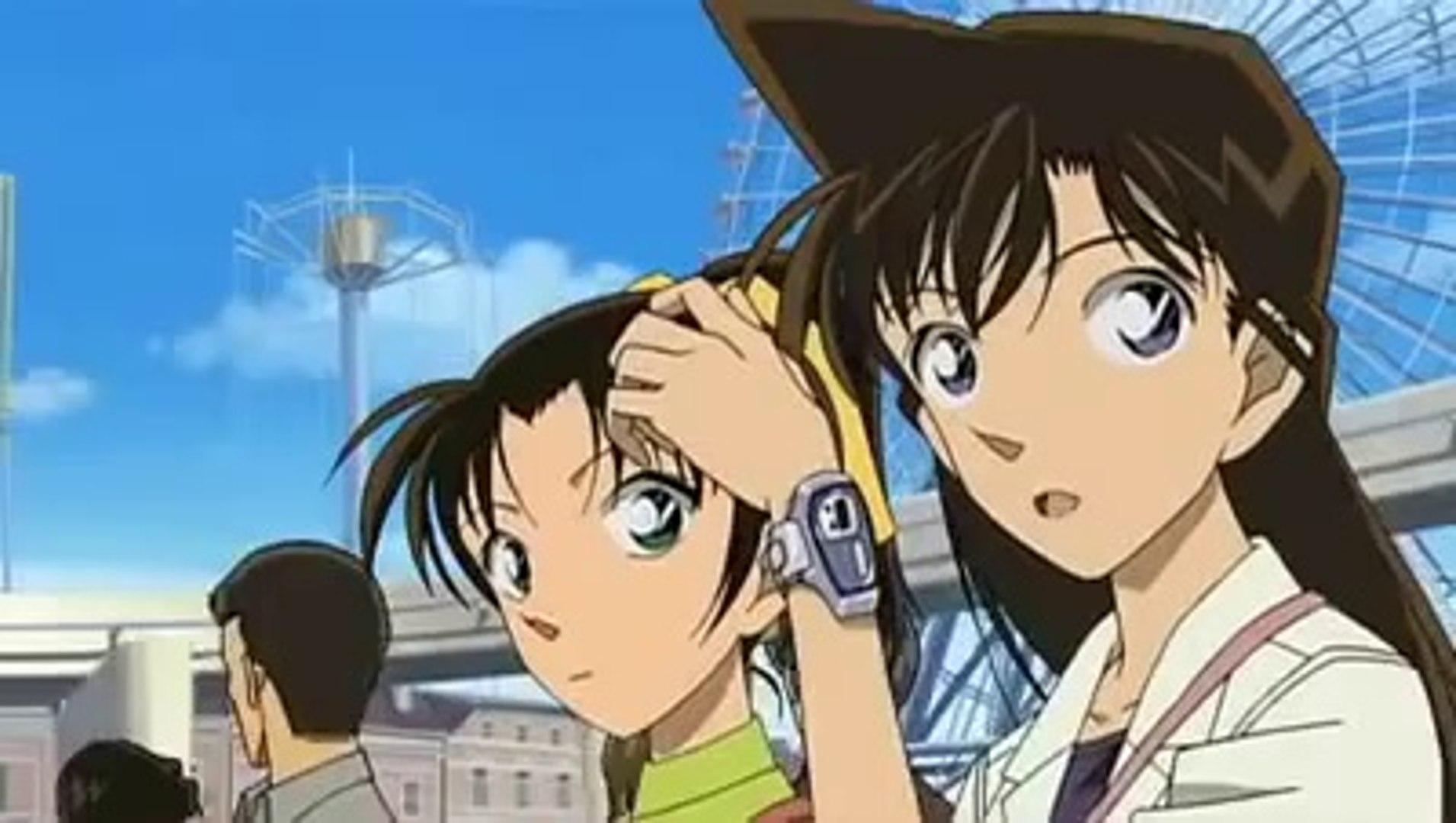 Trailer Detective Conan Movie 10 The Private Eyes' Requiem