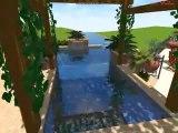 Browning Pools and Spas- Pool Studio Design Applehead Pool