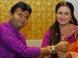 Poonam Dhillon Celebrates Raksha Bandhan