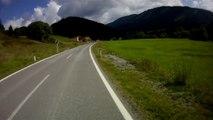 Ausztria, 21-es út, 3. rész   Austria, road 21, part 3    Suzuki GSX 650F