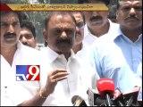 AP Cong leaders meet Narasimhan, demand clarity of Fee Reimbursement