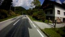 Ausztria, 21-es út, 4. rész   Austria, road 21, part 4    Suzuki GSX 650F