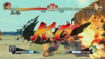 USF4 [ACG2014] - Daigo (Evil Ryu) vs. Dakou (Ryu) - Exhibition match