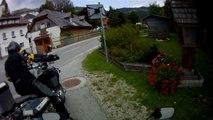 Ausztria, 21-es út, 9. rész   Austria, road 21, part 9    Suzuki GSX 650F