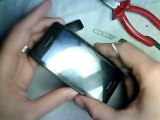 Nokia X7 disassembly touch screen replacement