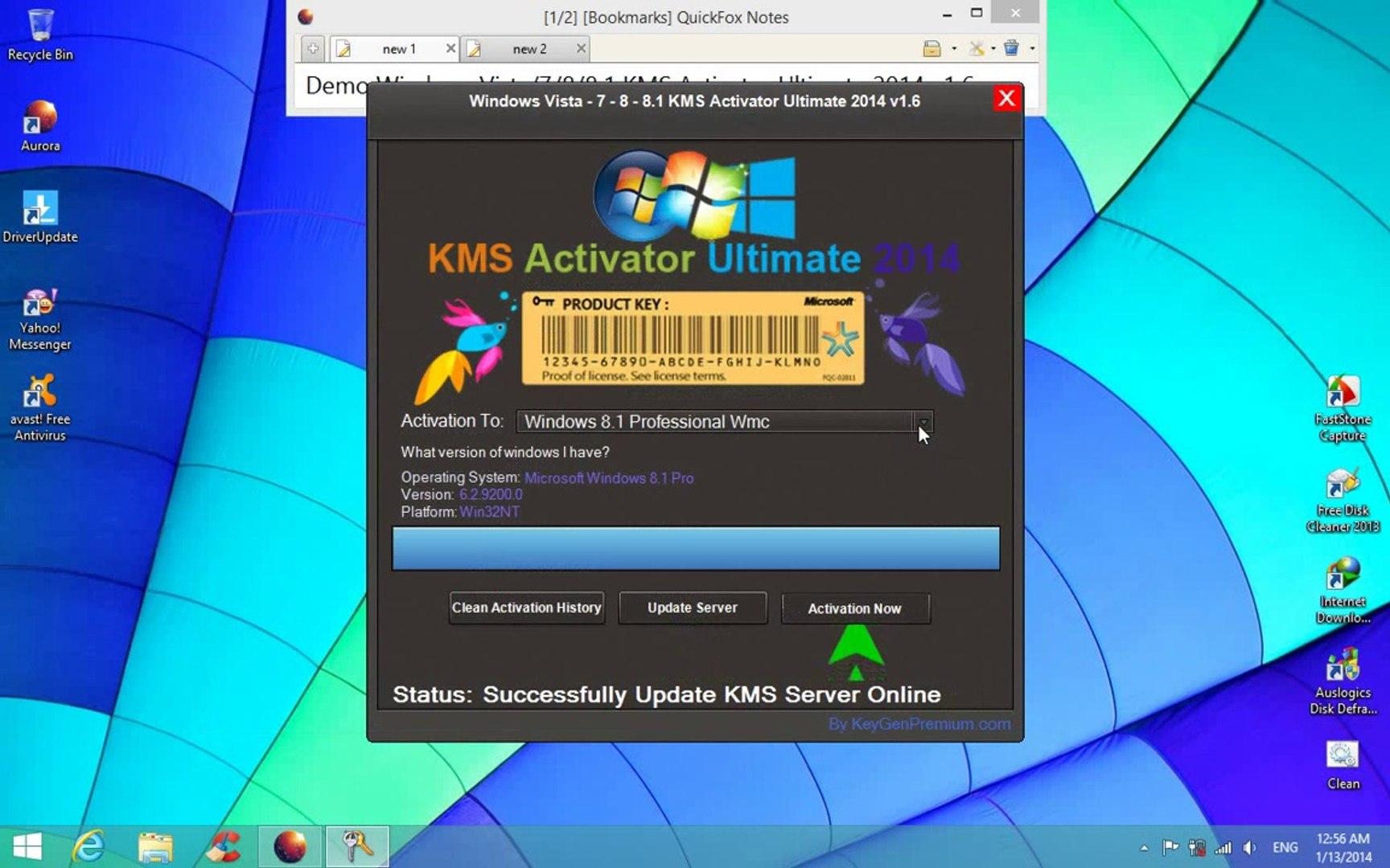 windows 8.1 pro kms activator key ultimate crack download