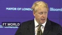 Boris Johnson – UK could exit EU and thrive