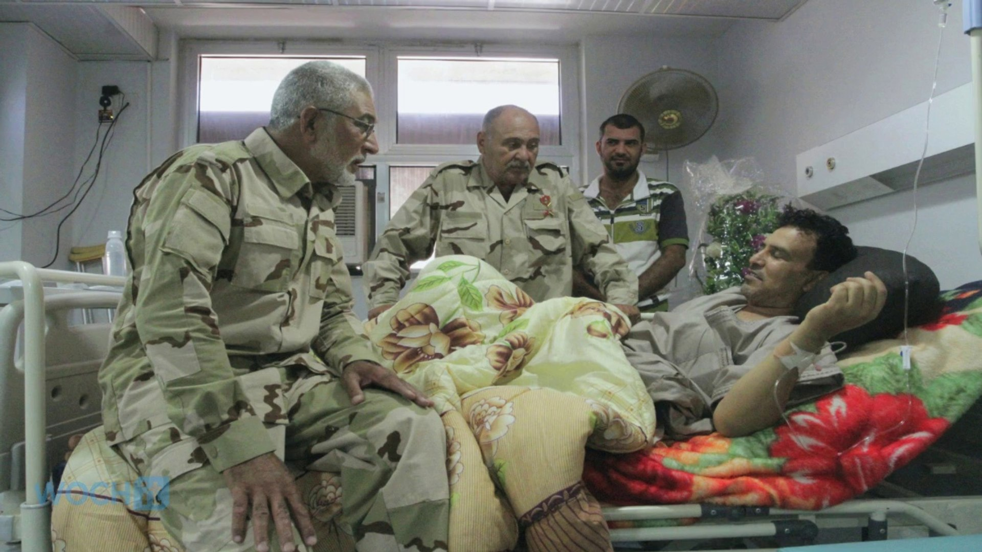 Iraqi Government Air Strike On Islamic State Court Kills 60