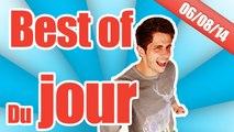 Best of vidéo Guillaume Radio 2.0 sur NRJ du 06/08/2014