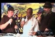 SoloVox poésie musique slam -  9 - Jean Yves Métellus - Poézik-(Chloé Ste-Marie)