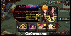 bleach mmorpg games online flash game PERFECT