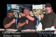 SoloVox poésie musique slam - 12 - Claude Hamelin - Neil O'Connor