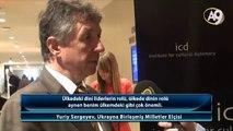Dr. Yuriy Sergeyev, Ukrayna Birleşmiş Milletler Elçisiyim