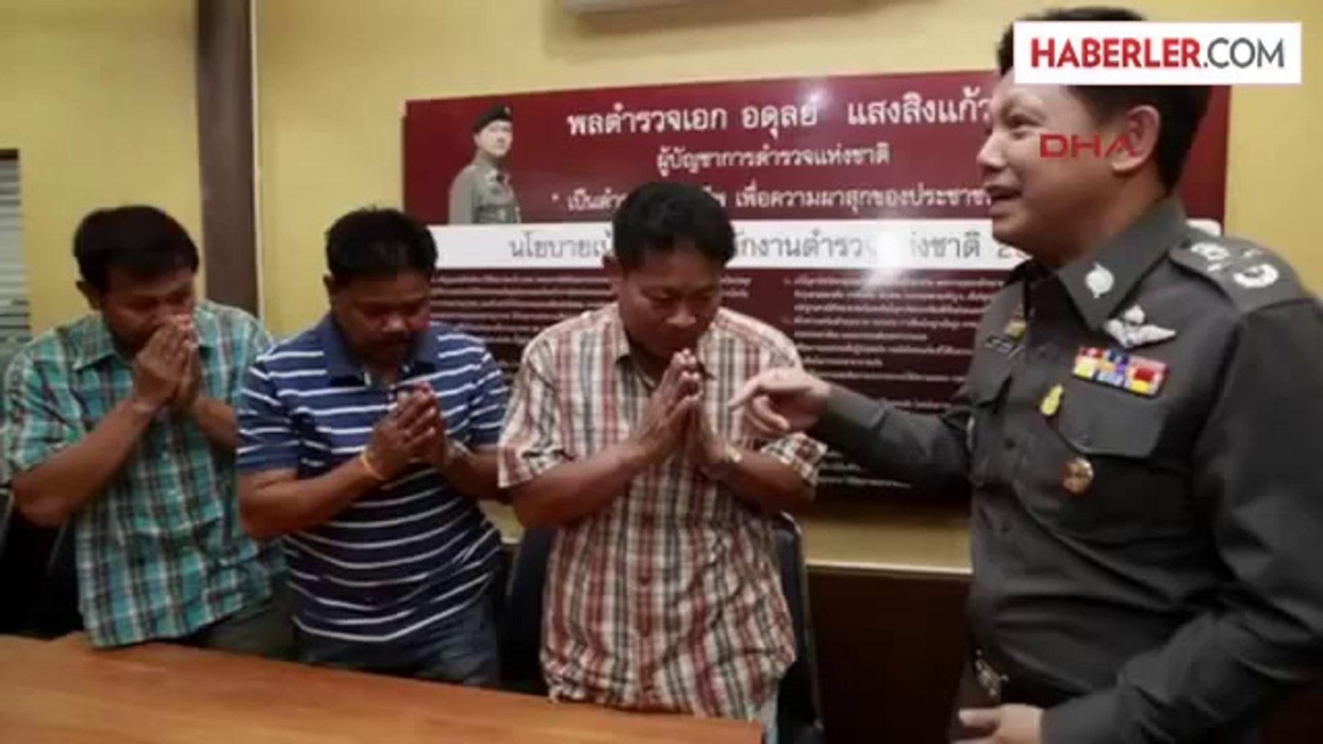Tayland'da Polisin Hatası Böyle Telafi Edildi