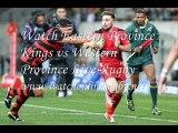 Full Match Eastern Province Kings vs Western Province Live