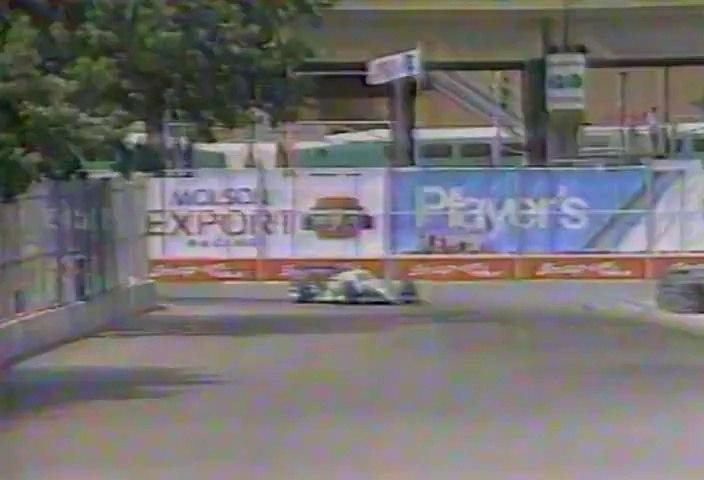 CART 1987 R08 Toronto