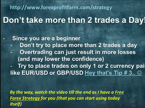 Forex Trading for beginners – 2 Tips for forex trading for Beginners