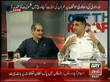 Asad Umar Telling An Interesting Story How And Where He Met Khawaja Saad Rafique