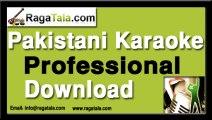 Ga mere manwa gata ja re - Pakistani Karaoke
