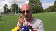 Football /  Luzenac : Barthez reste (un peu) prudent - 07/08