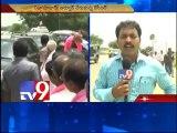 CM KCR arrives in Nizamabad