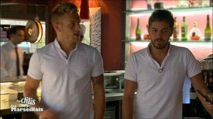 Duel de barman entre Jordan et Antonin