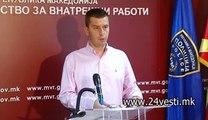 MVR IVO KOTEVSKI ZA PRIVEDENITE ZA DEMOLIRANOTO KAFULE VO TURSKA CARSIJA