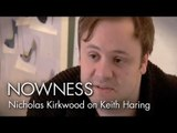 """""""Nicholas Kirkwood on Keith Haring"""" by Sara Moralioglu"""
