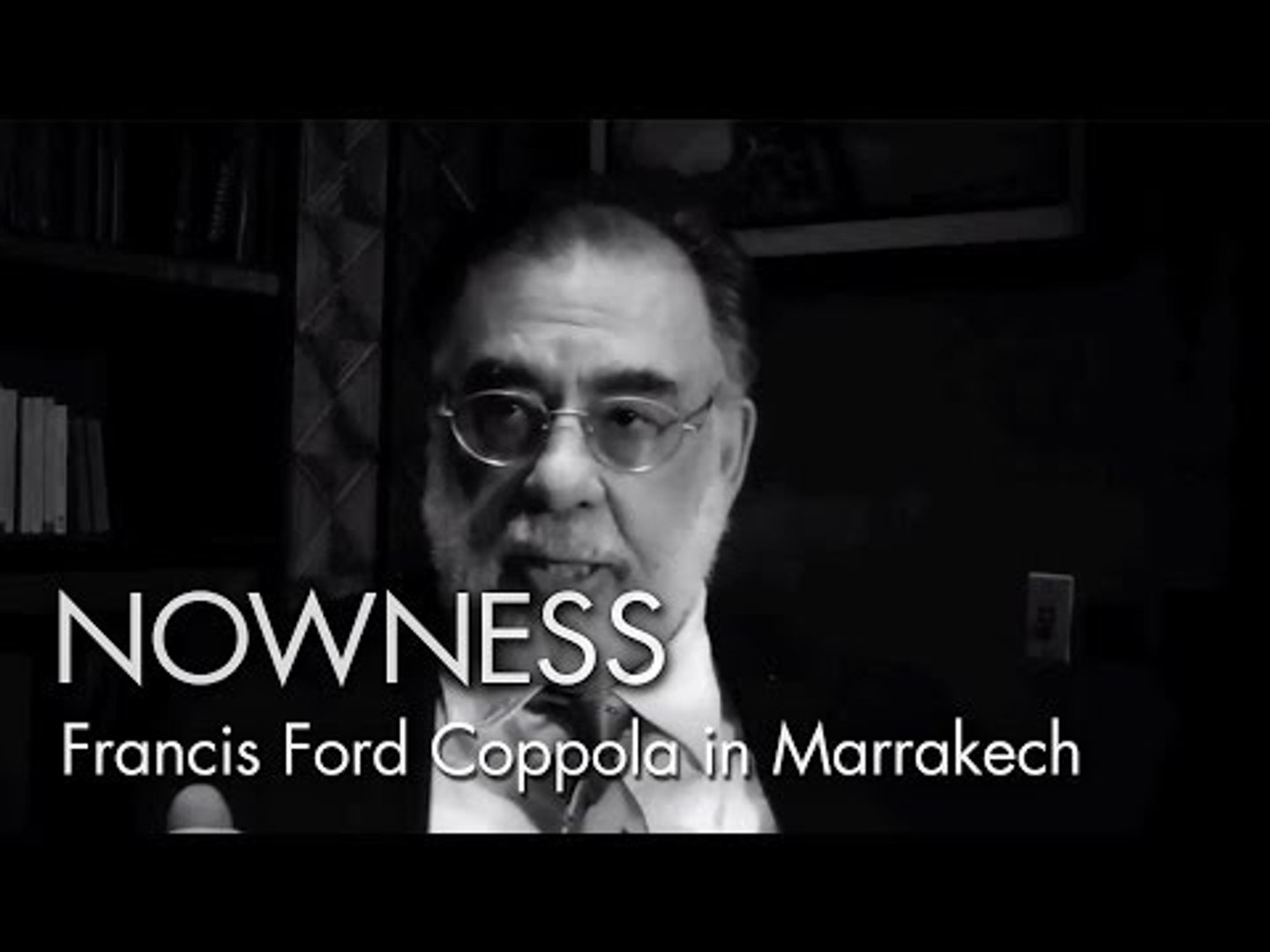 """""""The Creative Process According to Francis Ford Coppola"""" by Carlo Lavagna and Roberto de Paolis"""
