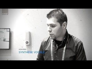 MétaMedia : RG Lab : Synthèse vocale