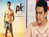 Aamir Khan Reveals The Truth Behind PK Poster