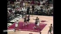 Throwback  Michael Jordan Full Highlights vs SuperSonics 1996 Finals G6 - 22 Pts, 7 Ast, MVP!