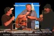 SoloVox poésie musique slam - 21 - J.P. Mortier - Poézik-(Jacques Brel)