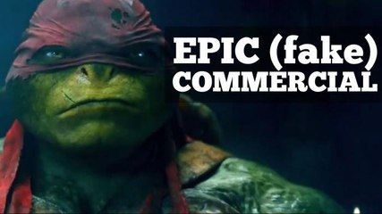 Epic Fake Theme Song: Teenage Mutant Ninja Turtles