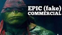 Epic Fake Theme Song: Teenage Mutant Ninja Turtles