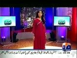 Hum Sab Umeed Say Hain on Geo News (7th August 2014)