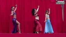 Danza Oriental - Festival de Verano 2014 Las Zapatillas Rojas