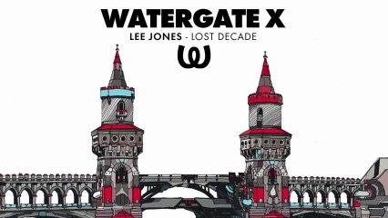 Lee Jones - Lost Decade