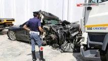 TG 07.08.14 Incidente sull'A14: muore bimbo di nove anni e sua nonna 52enne