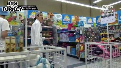 [31.07.2014] BTS American Hustle Life 2.Bölüm (Türkçe Altyazılı)