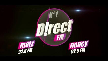 Publicité Direct FM - août 2014
