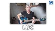 «Alors on chante»: Luc interprète «Dans mon HLM de Renaud
