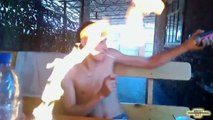 Greatest fails of july !! Set you on fire...