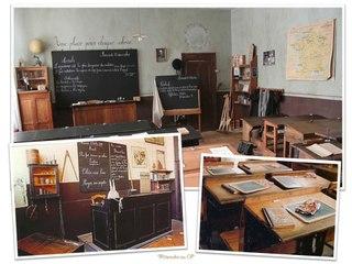 Aperçu_l'école autrefois