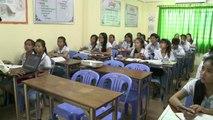 Khmers rouges: la justice fait vivre l'Histoire dans les écoles
